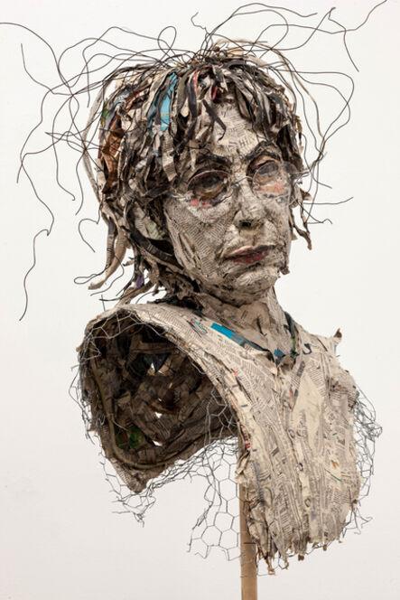 Mindy Alper, 'Self Portrait', 2011-2012