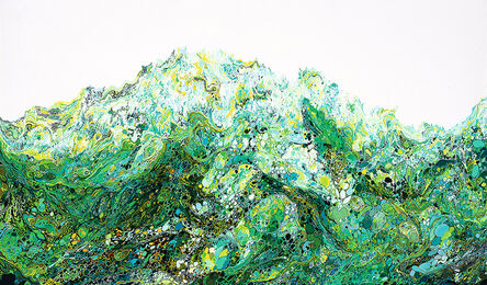 Zhou Fan 周范, 'Mountain 山脉 #0002', 2014