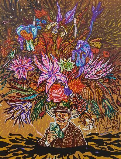 Clay Stinnett, 'J. R. Ewing Black Gold Garden', 2016