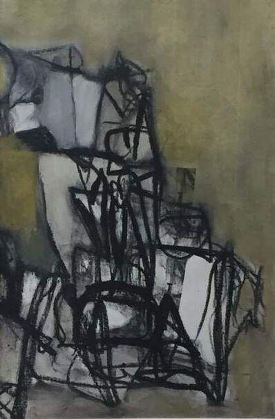 Nancy Elsamanoudi, 'Surge (part I of diptych)', 2015-2016