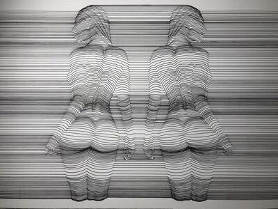 Nester Formentera, 'Reflection IV', 2018