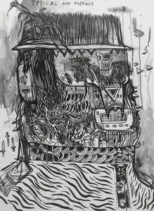 Speak Cryptic, 'Head No. 10', 2015