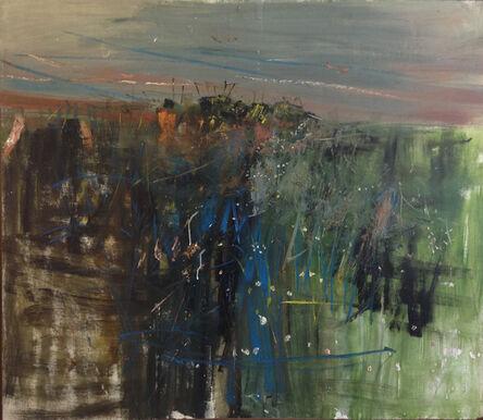 Joan Eardley, 'Fields, Catterline'
