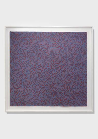 Sol LeWitt, 'Irregular Grid', 1999
