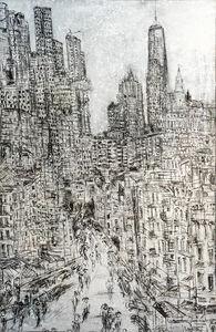Layla Fanucci, 'Winter in New York Opus 222', 2020