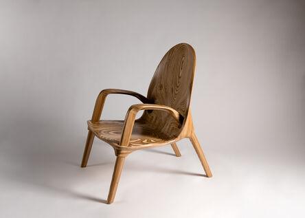 """Ammar Kalo, '""""Stratus"""" Contemporary Armchair', 2016"""