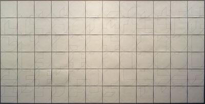 Elena Asins, 'Untitled', 1990