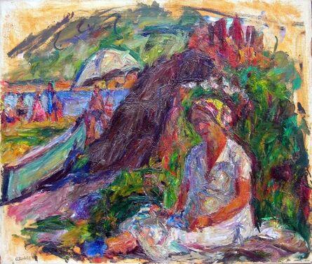 Abraham Manievich, 'Artist's Wife', 1937