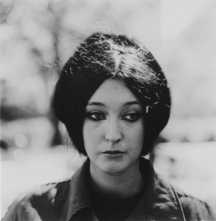 Diane Arbus, 'Woman with eyeliner, NYC', 1967/2003