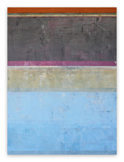 Clay Johnson, 'Dillon's choice (Abstract painting)', 2016