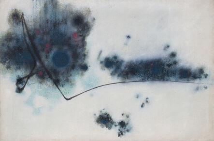 Hu Chi-Chung 胡奇中, 'Painting #6334', 1963