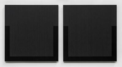 Hadi Tabatabai, 'Thread Painting 2014-6 (Diptych)', 2014