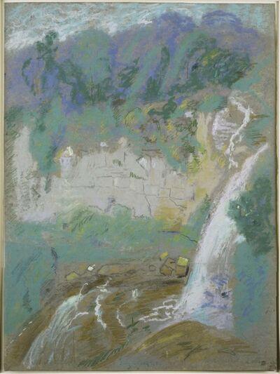 Dwight Williams, 'Fragment of Chittenga Falls', 1922
