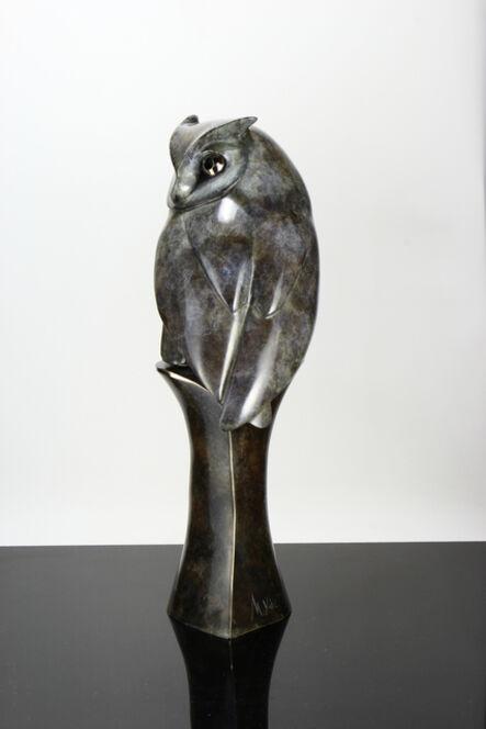 Matt Duke, 'Scops Owl'