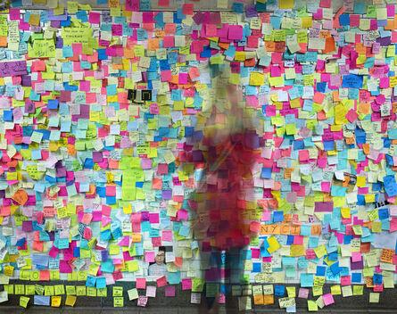 Matthew Pillsbury, 'Subway Therapy 2, Union Square, New York City, December 3, 2016', 2016