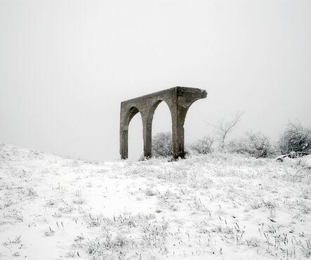 Tamas Dezso, 'Ruin (Budapest)', 2011