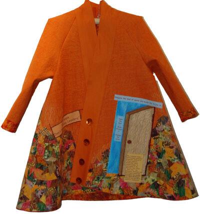 Patricia Montgomery, 'Ella Josephine Baker- Civil Rights Swing Coat - Contemporary Textile Art', 2015