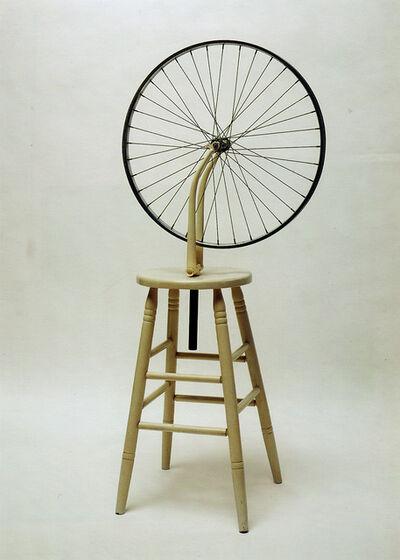 "Richard Pettibone, 'Marcel Duchamp, ""Bicycle Wheel"", 1913', 1965"
