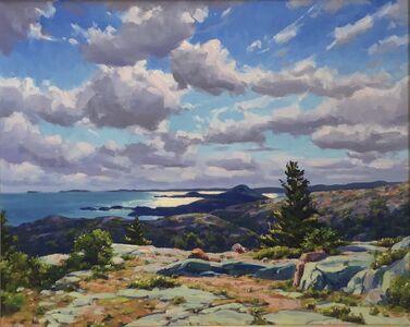 David Curtis, 'Return to Acadia', 2021