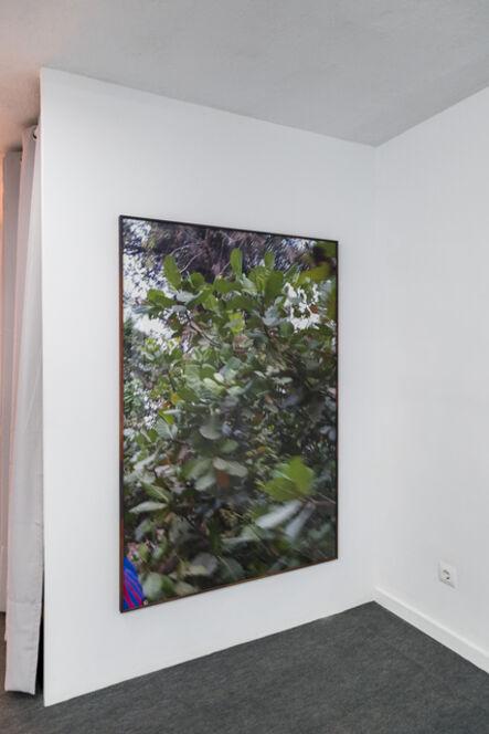 Xim Llompart, 'Un selfie en mi galería', 2020