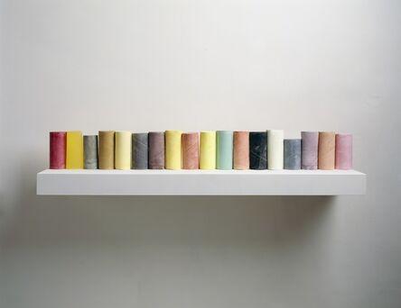 Rachel Whiteread, 'Line Up', 2007-2008