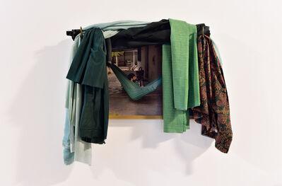 Trevor Yeung, 'Green Hammock', 2015