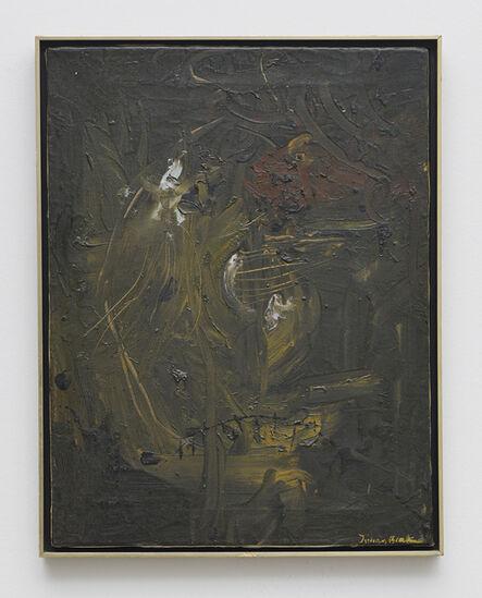 Julian Beck, 'The Mask', 1953