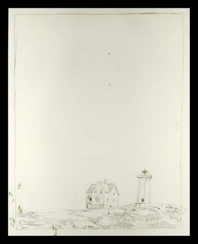 Duncan Hannah, 'Lighthouse', 1989