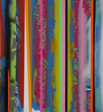 "J. Mikal Davis a.k.a. Hellbent, ' ""Demo #113""', 2016-2017"