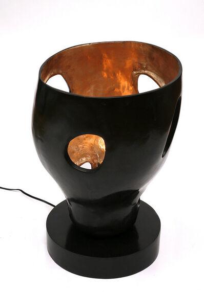 Jacques Jarrige, 'Large Bronze Lamp by Jacques Jarrige', 2012