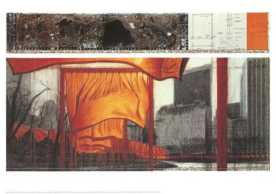 Christo, 'The Gates XIX', 2003