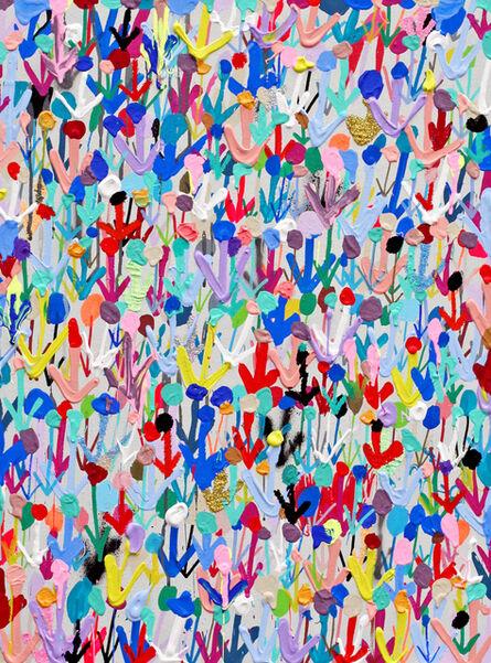 Ludovilk Myers, 'Mini flowers III', 2020