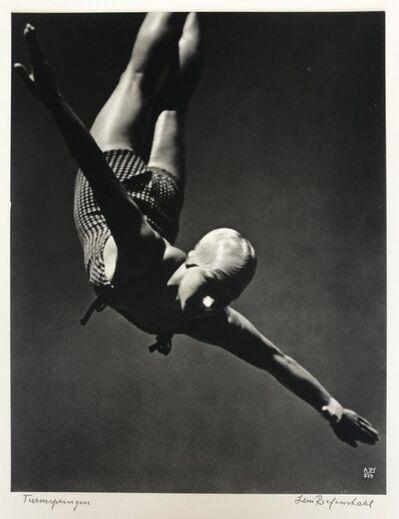 Leni Riefenstahl, 'Die Siegerin (The Winner)', 1936