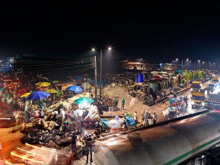 Hans Wilschut, 'Turn, Lagos Large ', 2014