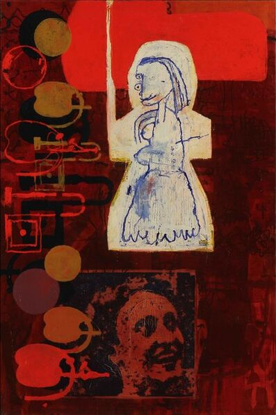 Rik Van Iersel, 'Woman', 2017