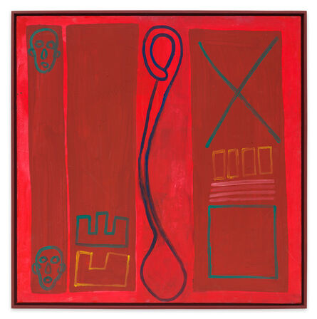 Oswald Oberhuber, 'untitled', 1985