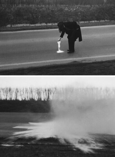 Braco Dimitrijevic, 'Accidental Sculpture', 1968