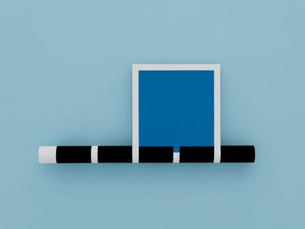 Sergio De Beukelaer, '- white.border', 2019