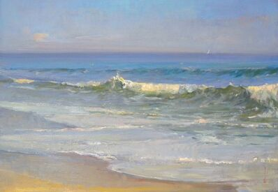 Ramiro, 'Evening Ocean', 2014