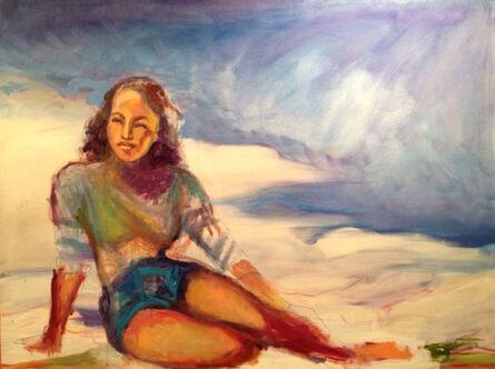Preston Sampson, 'Beach Girl'