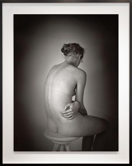 Richard Learoyd, 'Agnes (6), July 2013', 2013