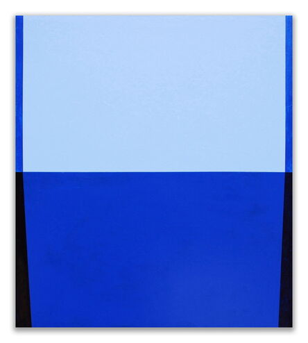 Macyn Bolt, 'skipstep (aa) (Abstract painting)', 2014