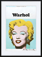 Andy Warhol, 'Marilyn Monroe, Tate Gallery Poster.', 1971