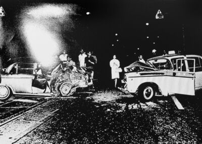 Daido Moriyama, 'Smash-up', 1969