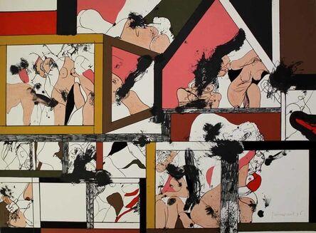 Josep Guinovart, 'Amsterdam Nº2', 1976