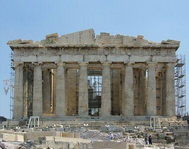 Kallikrates and Iktinos, 'Parthenon, Acropolis', 447-432 BCE