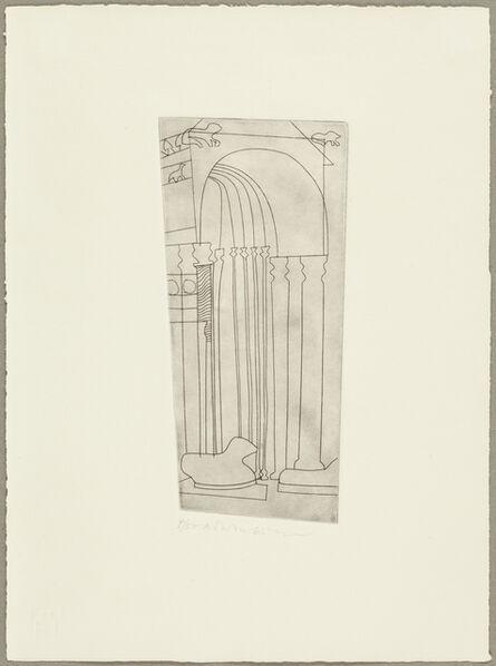 Ben Nicholson, 'Verona (the Duomo)', 1966