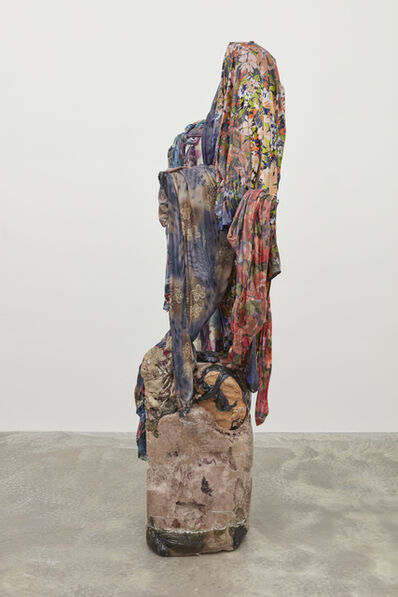 Kevin Beasley, 'Untitled (stand)', 2017