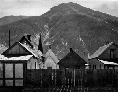 Ansel Adams, 'Silverton, Colorado', 1951
