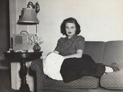 Weegee, 'Lois Andrews', ca. 1947